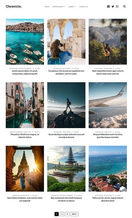 Chronicle-Travel-Blog-WordPress-Theme