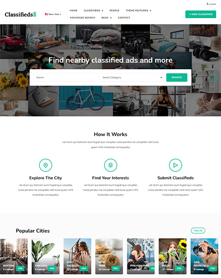 Classified-Plus-Directory-WordPress-Theme