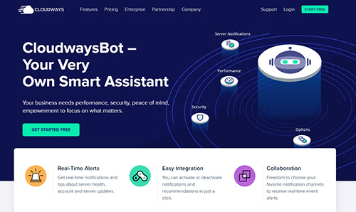 Cloudways-Bot