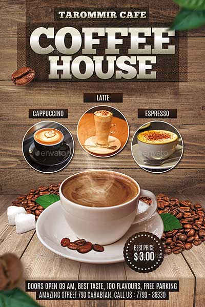 Coffee-House-Flyer