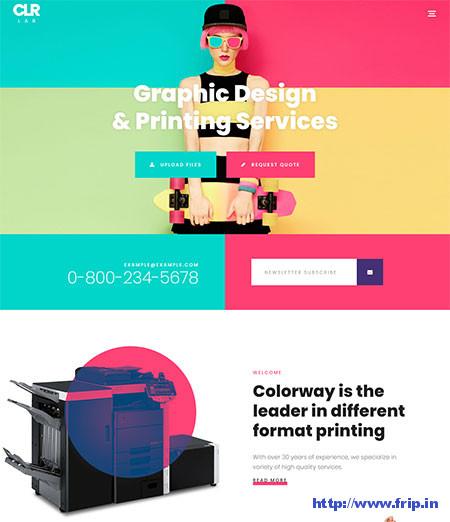 ColorLab-Printing-Design-WordPress-Theme