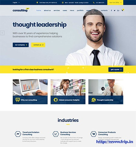 Consulting-WP-Finance-Business-Theme
