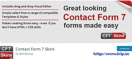 Contact-Form-7-Skins