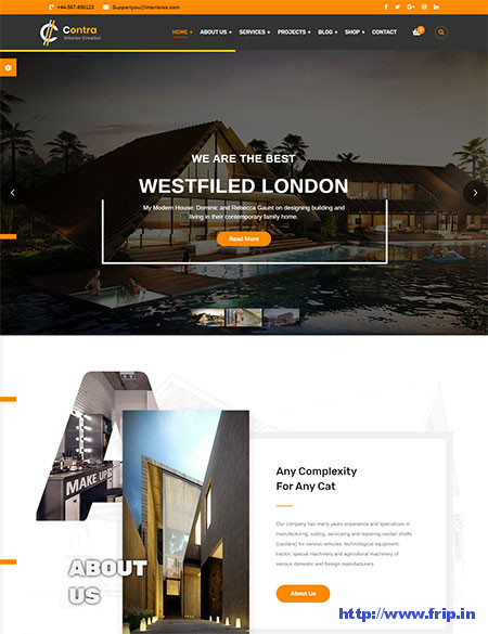 Contra-Interior-Design-WordPress-Theme