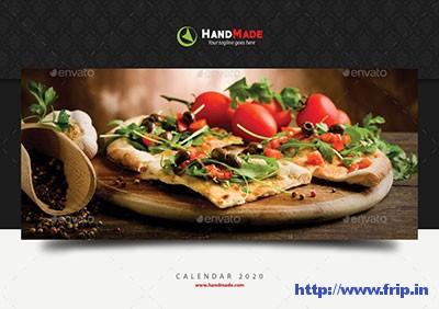 Cook-&-Food-Desk-Calendar-2020