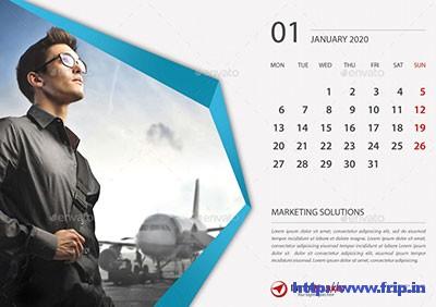 Corporate-Desk-Calendar-2020-V02