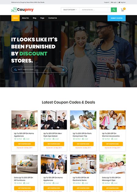 Coupmy-Multipurpose-eCommerce-HTML-Template