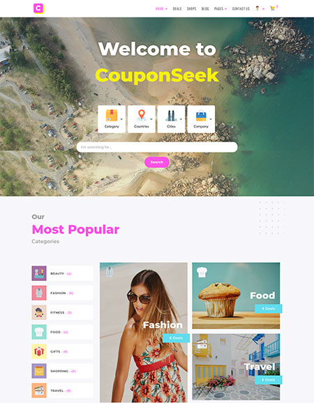 CouponSeek-Deals-&-Discounts-WordPress-Theme