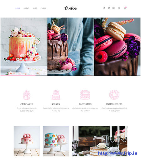 Craftis-Handmade-WordPress-Theme