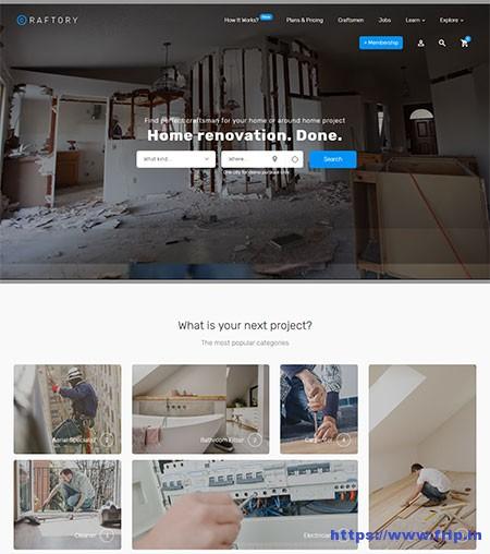 Craftory-Job-Board-WordPress-Theme