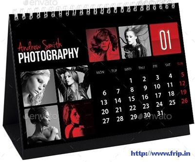 Creative-Desk-Calendar-2020