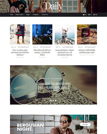Daily-Magazine-WordPress-Theme