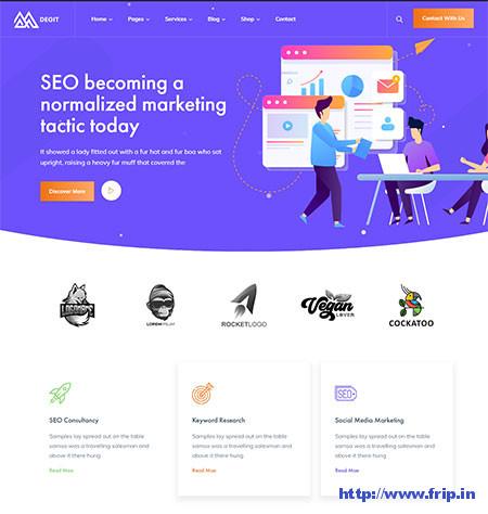 Degit-Digital-Marketing-Theme