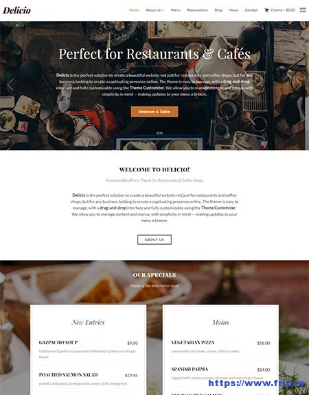 Delicio-Coffee-Shops-WordPress-Theme