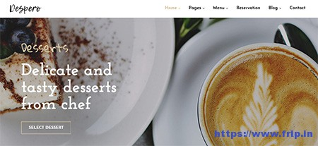 Despero-Cafe-&-Restaurant-WordPress-Theme
