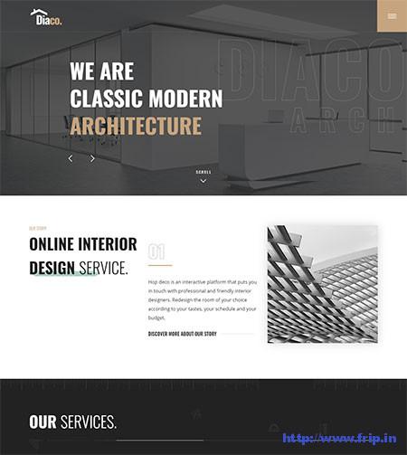 Diaco-Interior-Design-WordPress-Theme
