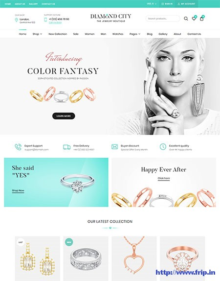 Dici-Jewelry-Shop-WordPress-Theme