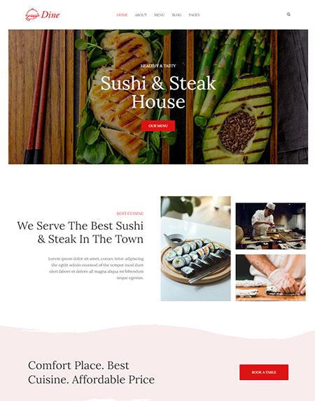 DinePress-wordpress-business-theme