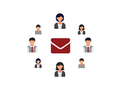 Direct-email-to-contact-students