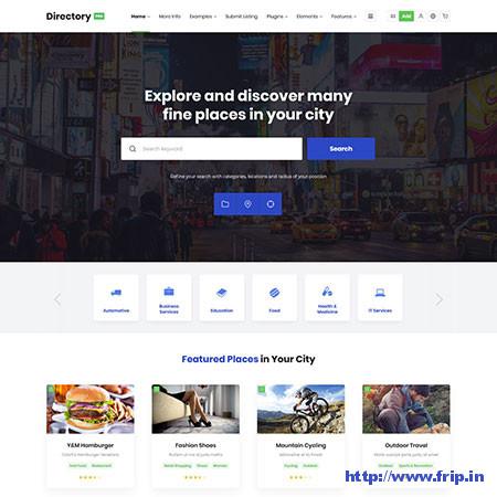 DirectoryPro-WordPress-Directory-Theme