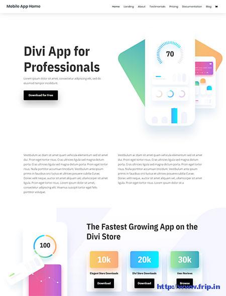 Divi-App-WordPress-Theme