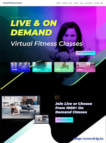 Divi-Fitness-WordPress-Theme