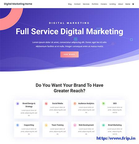 Divi-digital-marketing-WordPress-Theme