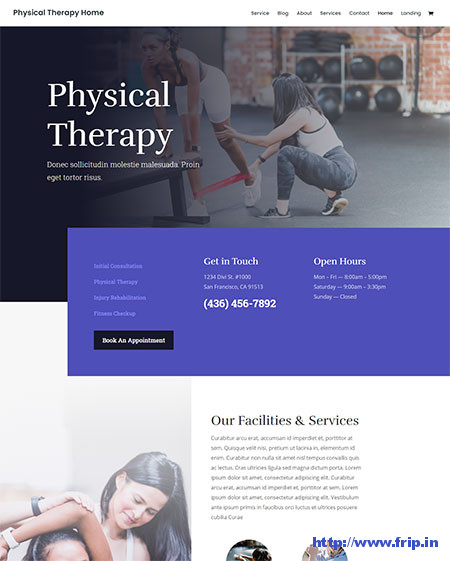 Divi-physical-therapy-layout-themes