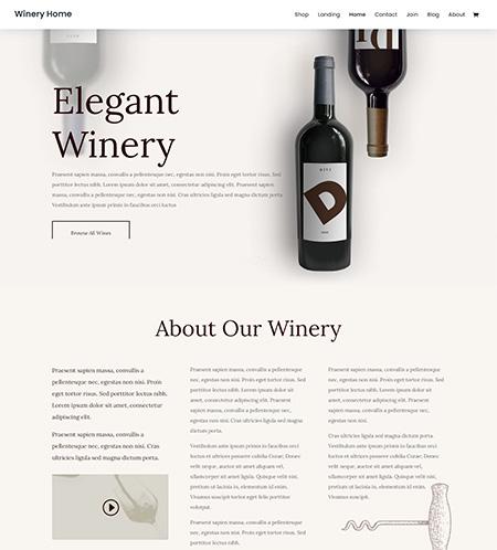 Divi-wine-WordPress-Theme