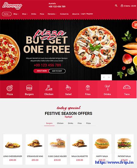 Domnoo-Pizza-WordPress-Theme