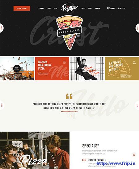 Don-Peppe-Pizza-WordPress-Theme