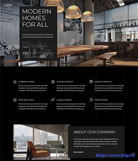 Dor-Interior-Design-WordPress-Theme
