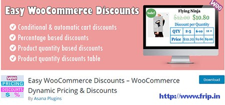 woocommerce dynamic pricing plugin