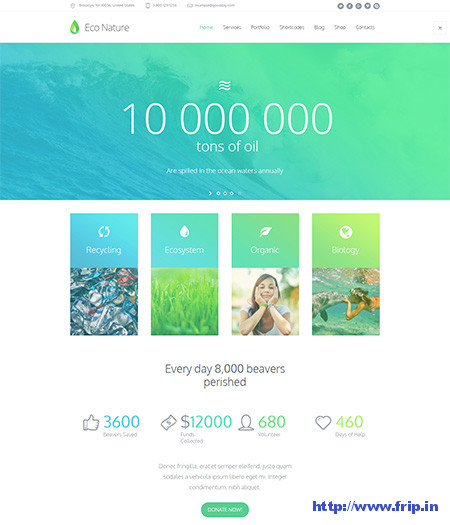 Eco-Nature-Environment-WordPress-Theme