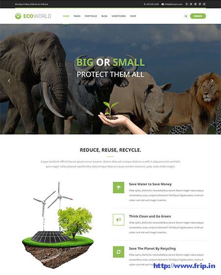Eco-World-Environmental-Theme