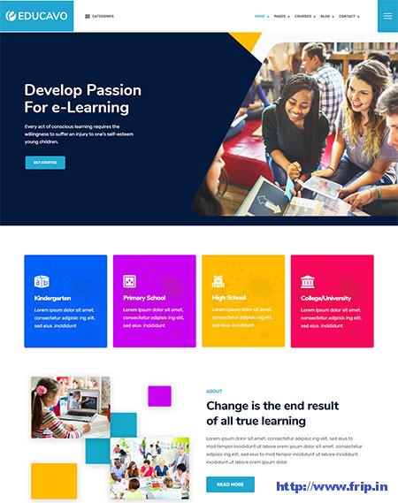 Educavo-Online-Courses-WordPress-Theme