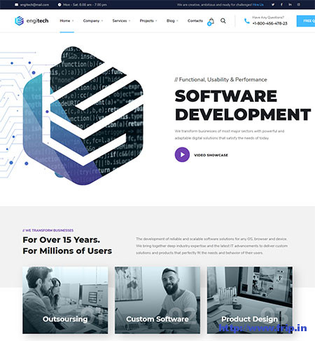 Engitech-IT-Solutions-WordPress-Theme