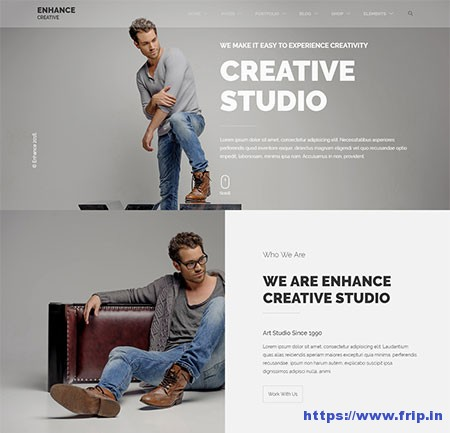 Enhance-Multi-Purpose-Website-Template