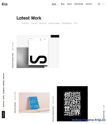Eris-Portfolio-WordPress-Theme