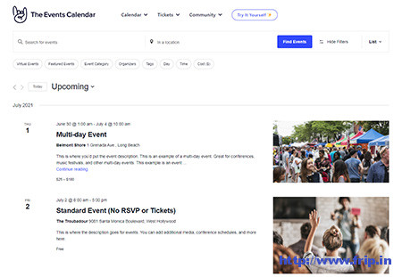 Event-Calendar-WordPress-Plugin