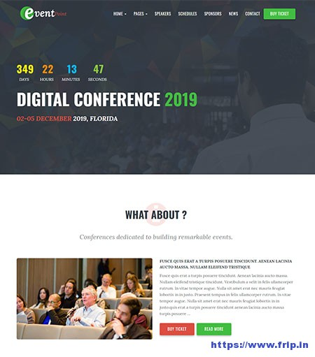 Event-Point-Event-WordPress-Theme