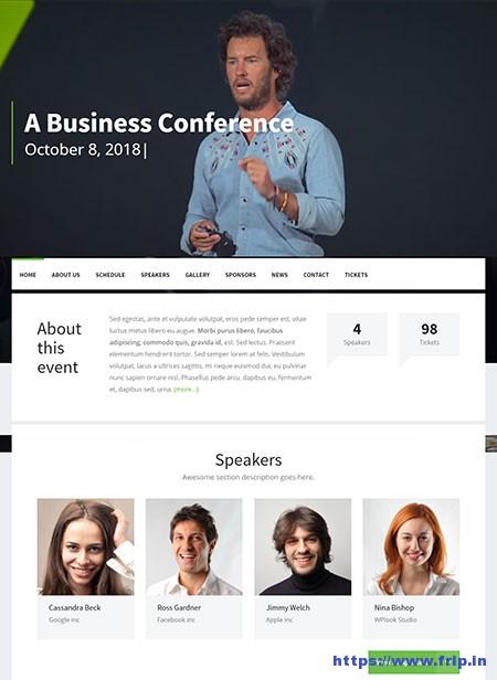Event-WordPress-Theme