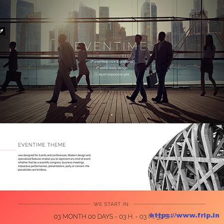 Eventime-Event-WordPress-Theme