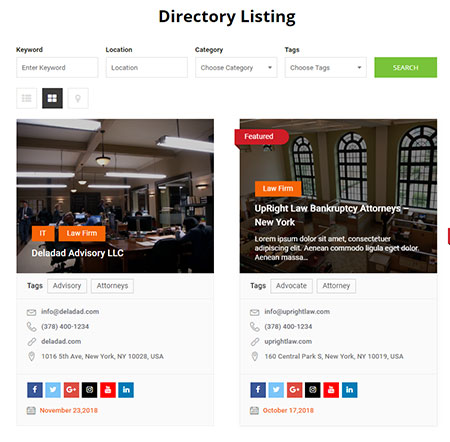 Everest-Business-Directory-WordPress-Plugin