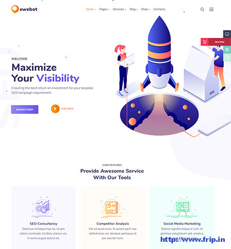 Ewebot-SEO-Agency-WordPress-Theme