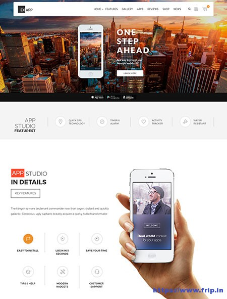 ExProduct-Single-Product-WordPress-Theme