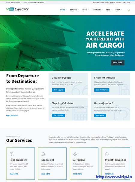 Expeditor-Logistics-&-Transportation-WordPress-Theme