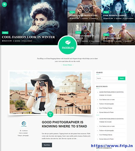 Faceblog-Blogging-WordPress-Theme
