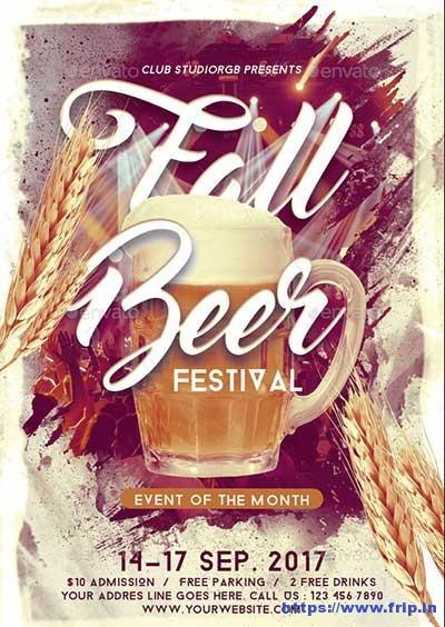 Fall-Beer-Festival-Flyer
