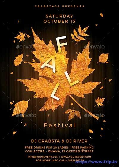 Fall-Festival-Flyer-Template